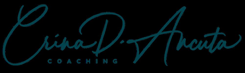 Logo Crina Ancuta Coaching